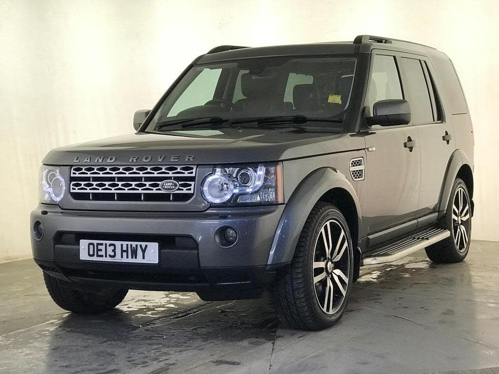 Used Land Rover Discovery 4 for sale CarGurus (With