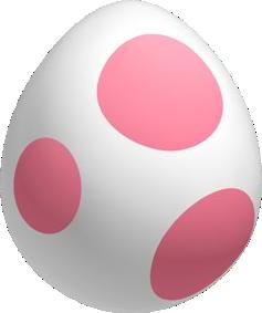 Pink Yoshi Egg Super Mario Bros Birthday Party Super Mario Bros Mario Bros Party
