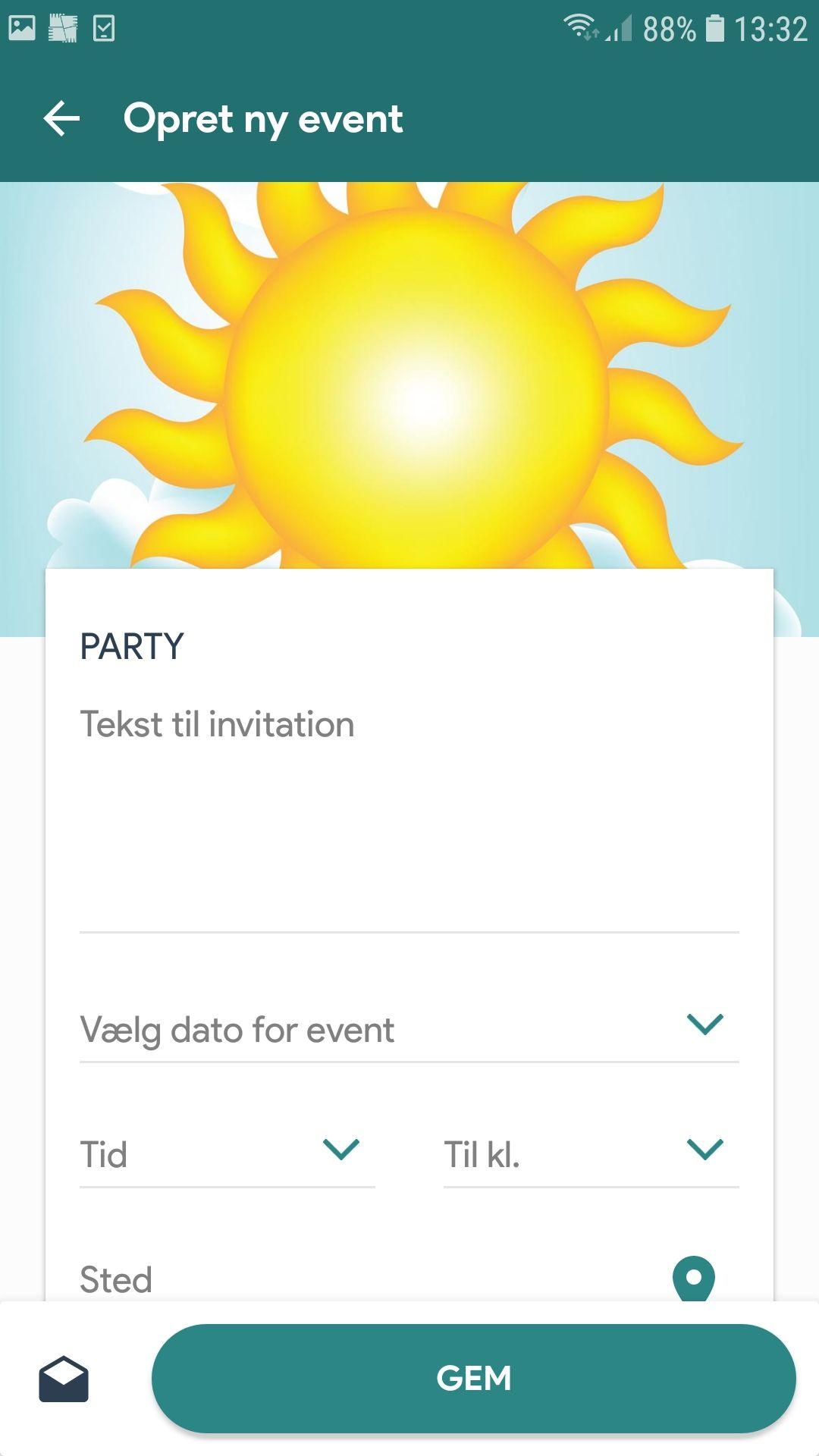 Sjove Indbydelser Til Fest Invitationer Invitation Gratis Invitationer Skabeloner