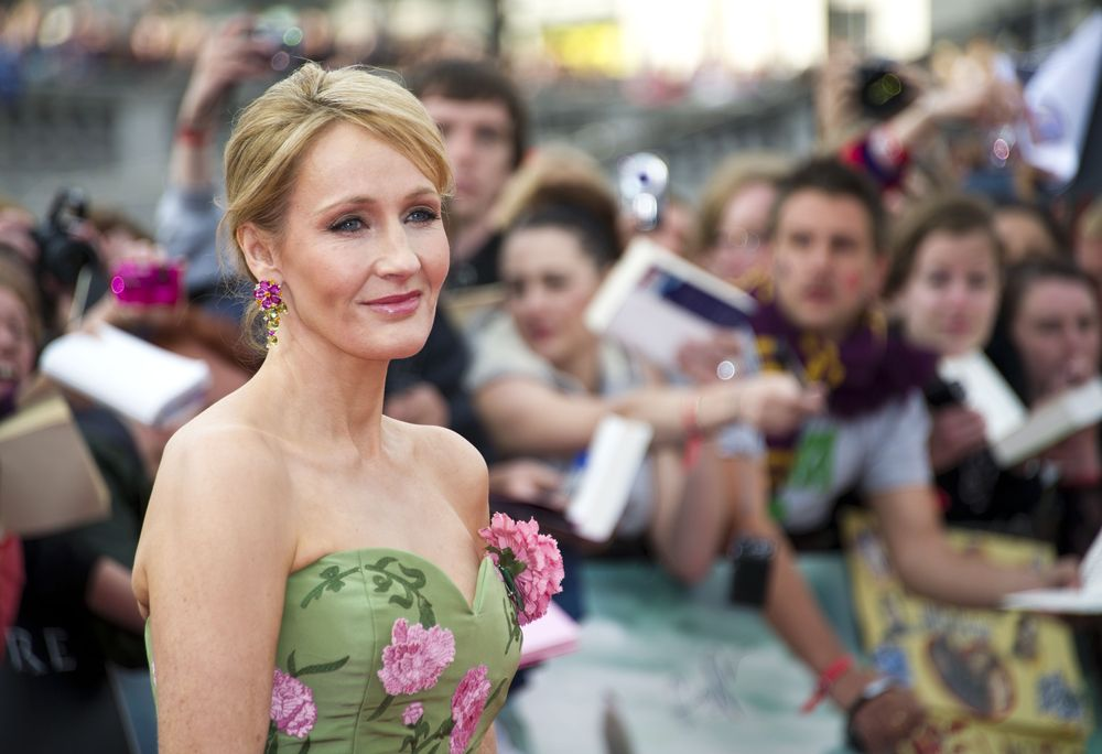 J.K. Rowling Publishes Surprise New Short Story Via Pottermore