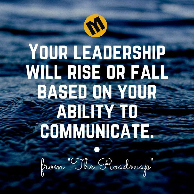 Leadership Communication Quotes Theroadmap Wit Wisdom