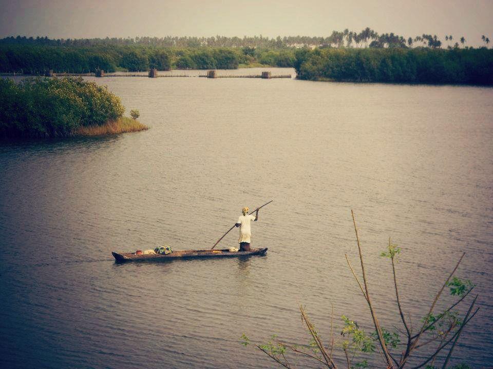 canoe, trip to benin, stolen moment