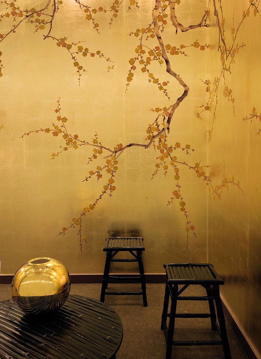 Oriental Chinese Interior Design Asian Inspired Living Room Home ...