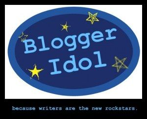 Do I have what it takes to be Blogger Idol 2012?