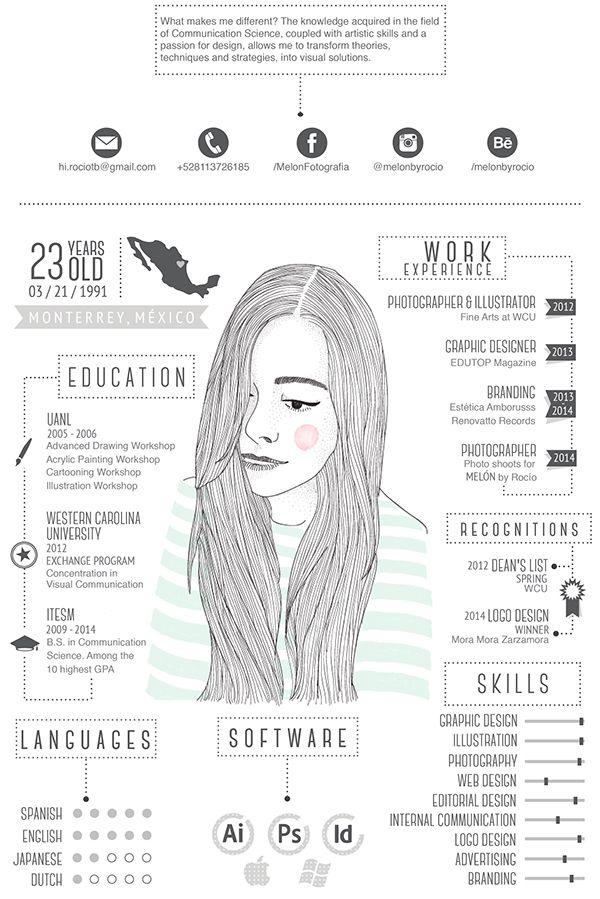Opposenewapstandardsus  Mesmerizing  Images About Infographic Visual Resumes On Pinterest  With Fascinating My Cvresume On Behance With Attractive Sale Associate Resume Also Accounting Resume Template In Addition Construction Superintendent Resume And Food Server Resume As Well As Resume Samples For College Students Additionally Sections Of A Resume From Pinterestcom With Opposenewapstandardsus  Fascinating  Images About Infographic Visual Resumes On Pinterest  With Attractive My Cvresume On Behance And Mesmerizing Sale Associate Resume Also Accounting Resume Template In Addition Construction Superintendent Resume From Pinterestcom