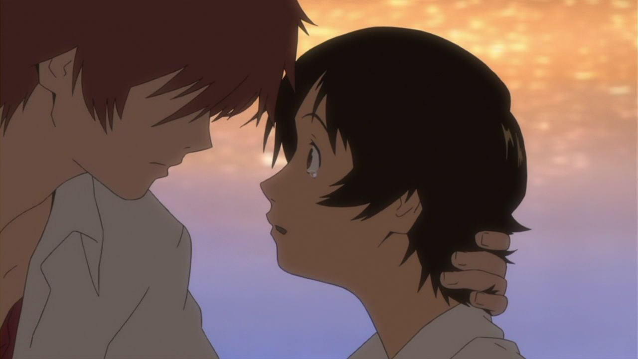 The Girl Who Leapt Through Time Peliculas De Anime Parejas De Anime Personajes De Anime