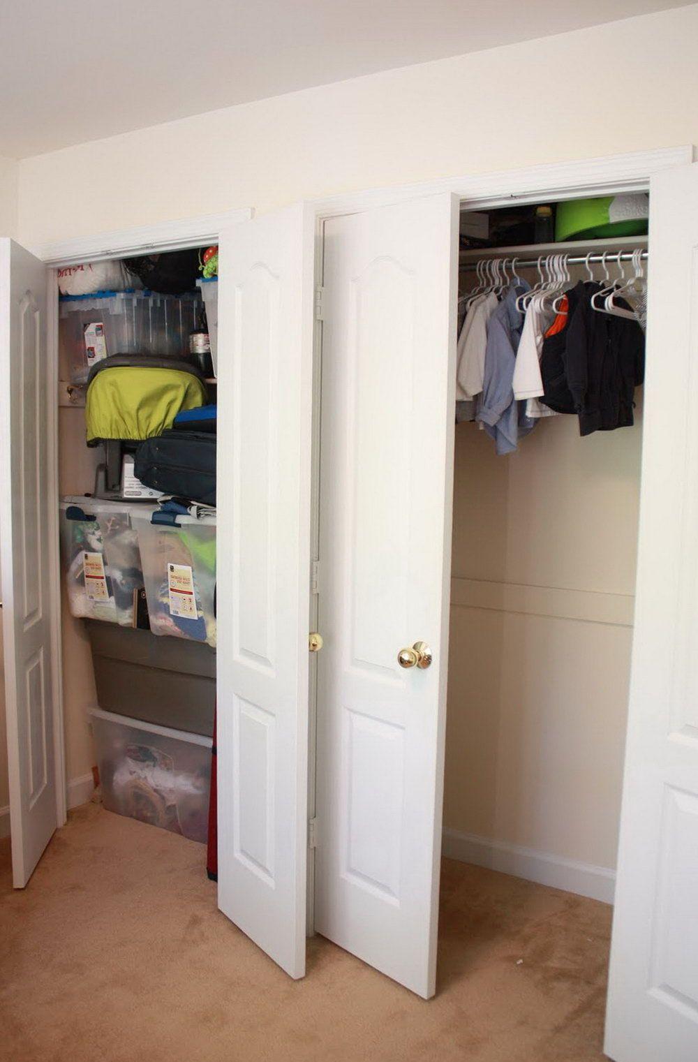 Best Closet Door Ideas To Spruce Up Your Room Closet Doors