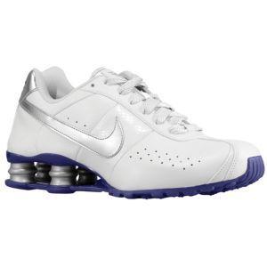 917d3d9996cc11 Nike Shox Classic II - Women s - White Court Purple Metallic Silver ...