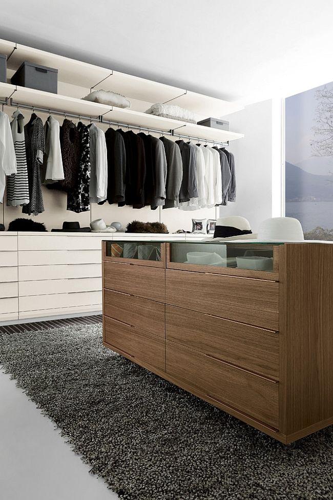 Exclusive WalkIn Wardrobe Offers Stunning Modular Adaptability