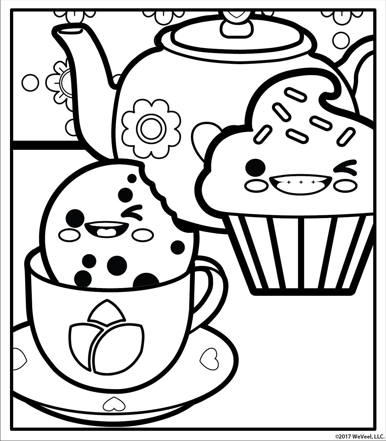 Free Printable Coloring Pages At Scentos Com Cute Girl Coloring Pages To Download And Print For Unicorn Coloring Pages Cute Coloring Pages Puppy Coloring Pages
