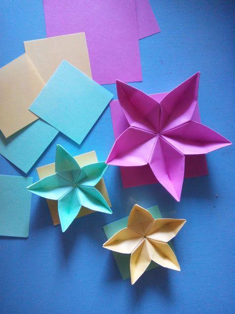 cara membuat origami bunga sakura berbagi tutorial aneka kreasi