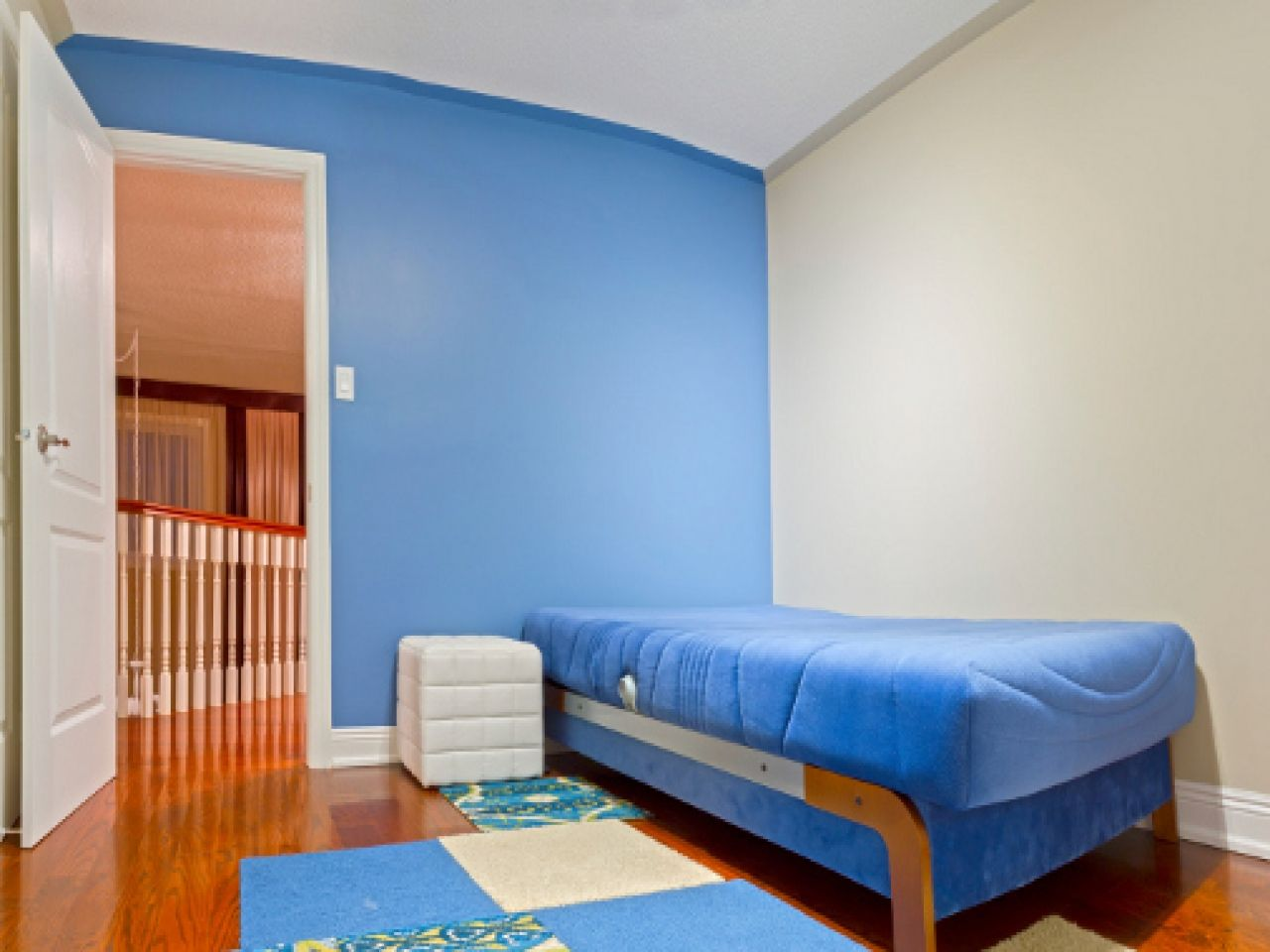 Paint Color Combinations Calming Blue Boys Room Schemes For