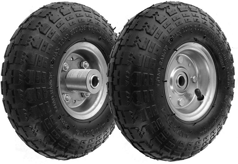 10 Best Golf Cart Tires for Golf Cart's Replacement in