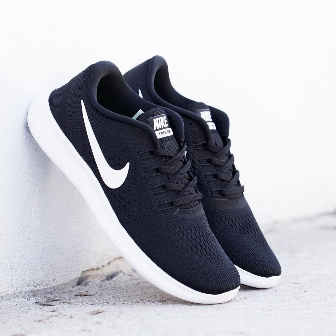 Best Nikes on Twitter Black And White TrainersBlack