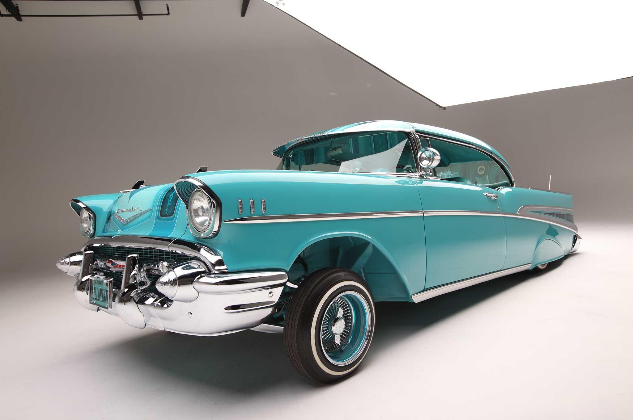 1957 CHEVROLET BEL AIR – MODERN-DAY MONARCH | 57 Bel Air Dream ...