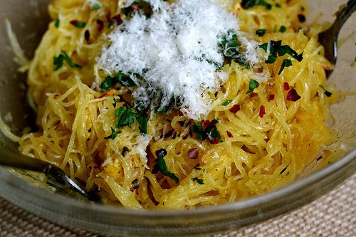 if you have not cooked with speghetti squash you must try this!