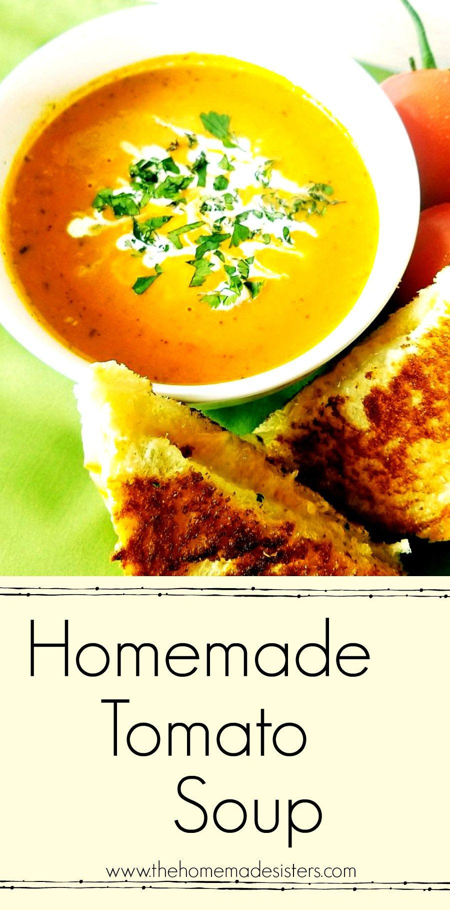 Homemade tomato soup receta forumfinder Image collections