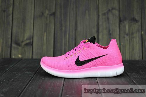 Free Shipping Buy Womens Nike Free Rn Flyknit 5 0 Original Running Shoes 831070 600 Pink Nike Women Nike Nike Free Rn