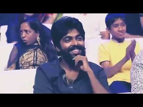 STR Simbu speech. about love YouTube Love