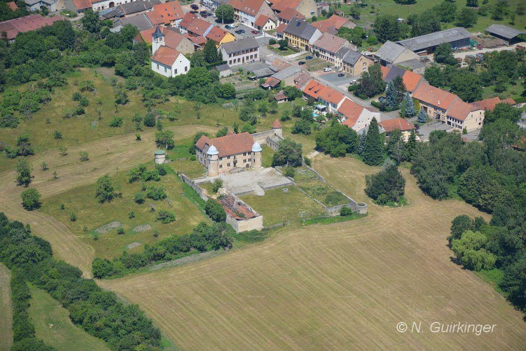 Panoramio - Photo of Diedendorf - Château