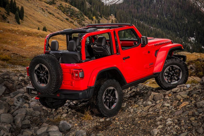 2019 Jeep Wrangler Review Trims Specs And Price Carbuzz Jeep
