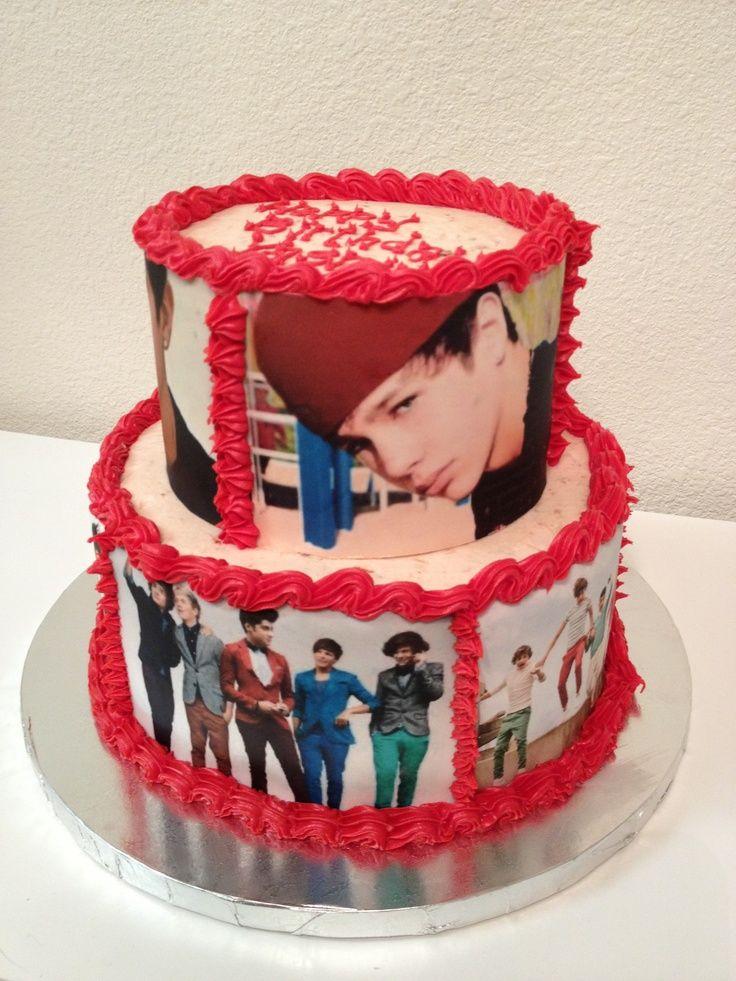 Captivating Austin Mahone Birthday Cake Gallery Birthday Card