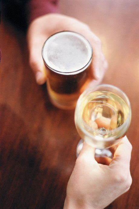 The Best Wines and Beers for Thanksgiving food ranging from turkey to lamb.