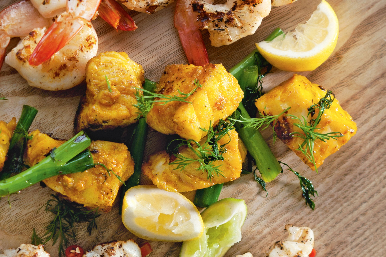 Hanoi Style Grilled Fish Recipe Haute Cuisine Grilled
