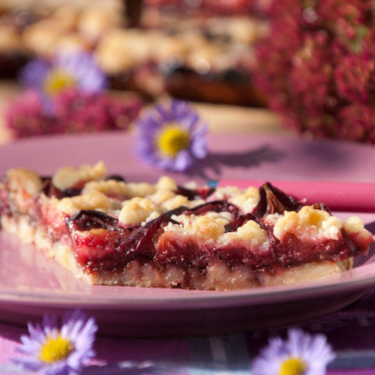 Zwetschgen Prasselkuchen Rezept Prasselkuchen Zwetschgen Kuchen Murbeteigkuchen