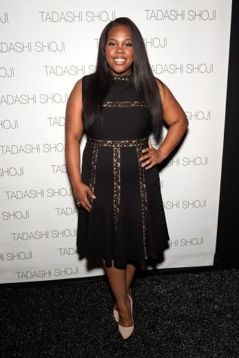 The Year in Curvy Girl Style: Amber Riley