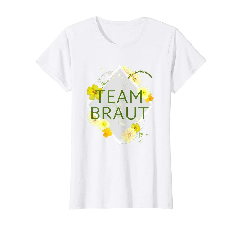 Paint the Bride JGA Junggesellinnenabschied Frauen Premium T-Shirt von