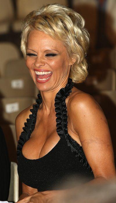 Best Short Haircuts Actresses : Pamela anderson short haircut google search hair clothing etc