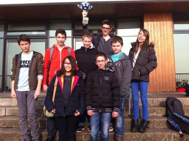 Le collège Louis-Philippe de la ville d'Eu qualifié pour le championnat de France d'échecs - paris-normandie.fr