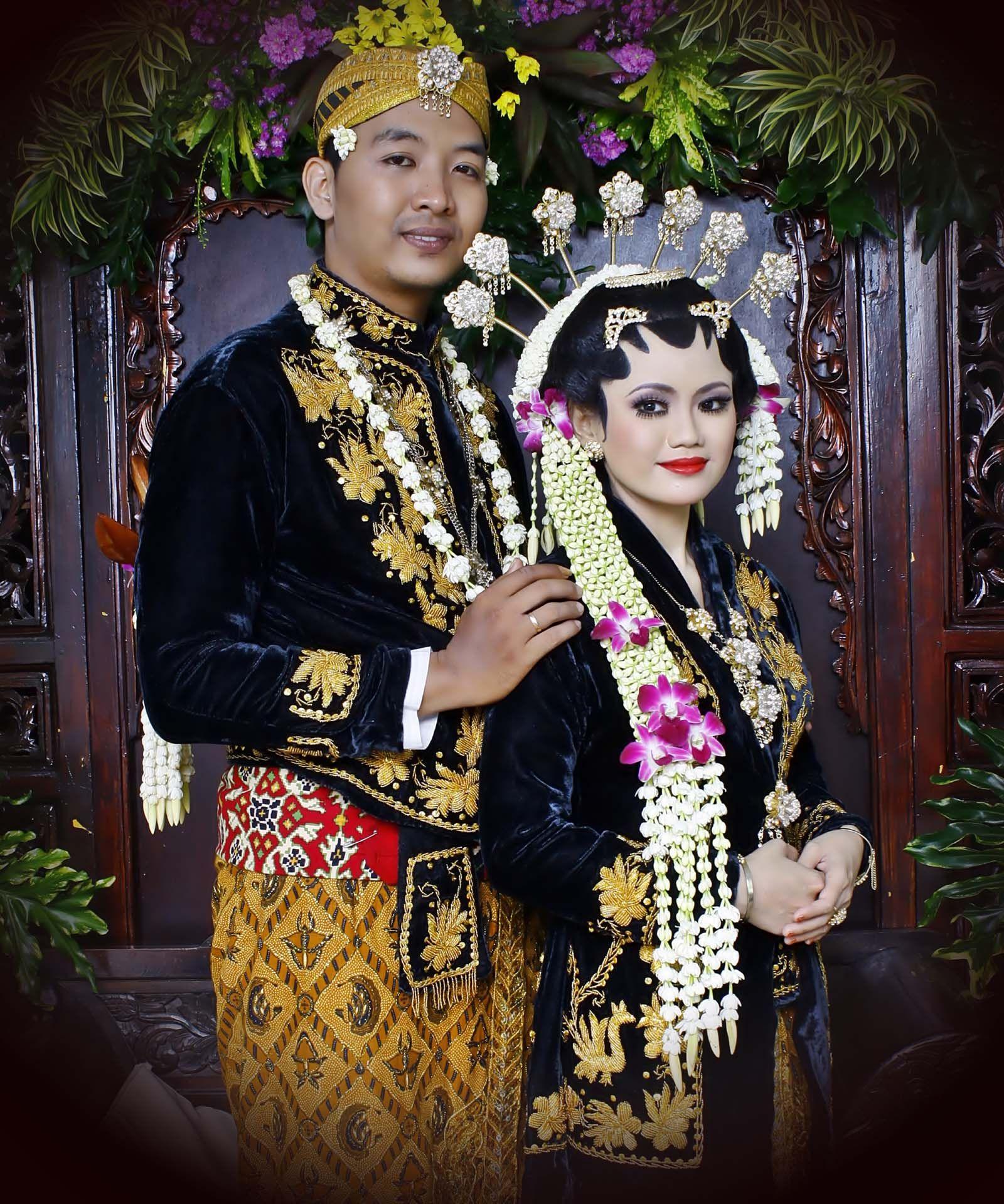 Gambar Pakaian Adat Orang Jawa
