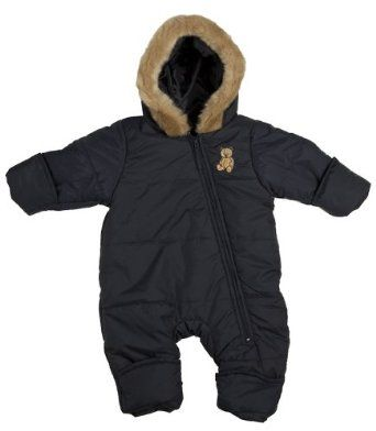8d4695755 Arctix Infant Toddler One Piece Hooded Snow Suit (12-18 Months