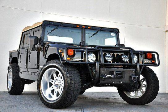 cars for sale 2001 hummer h1 4 door open top in marietta ga 30062 truck details 412980534. Black Bedroom Furniture Sets. Home Design Ideas