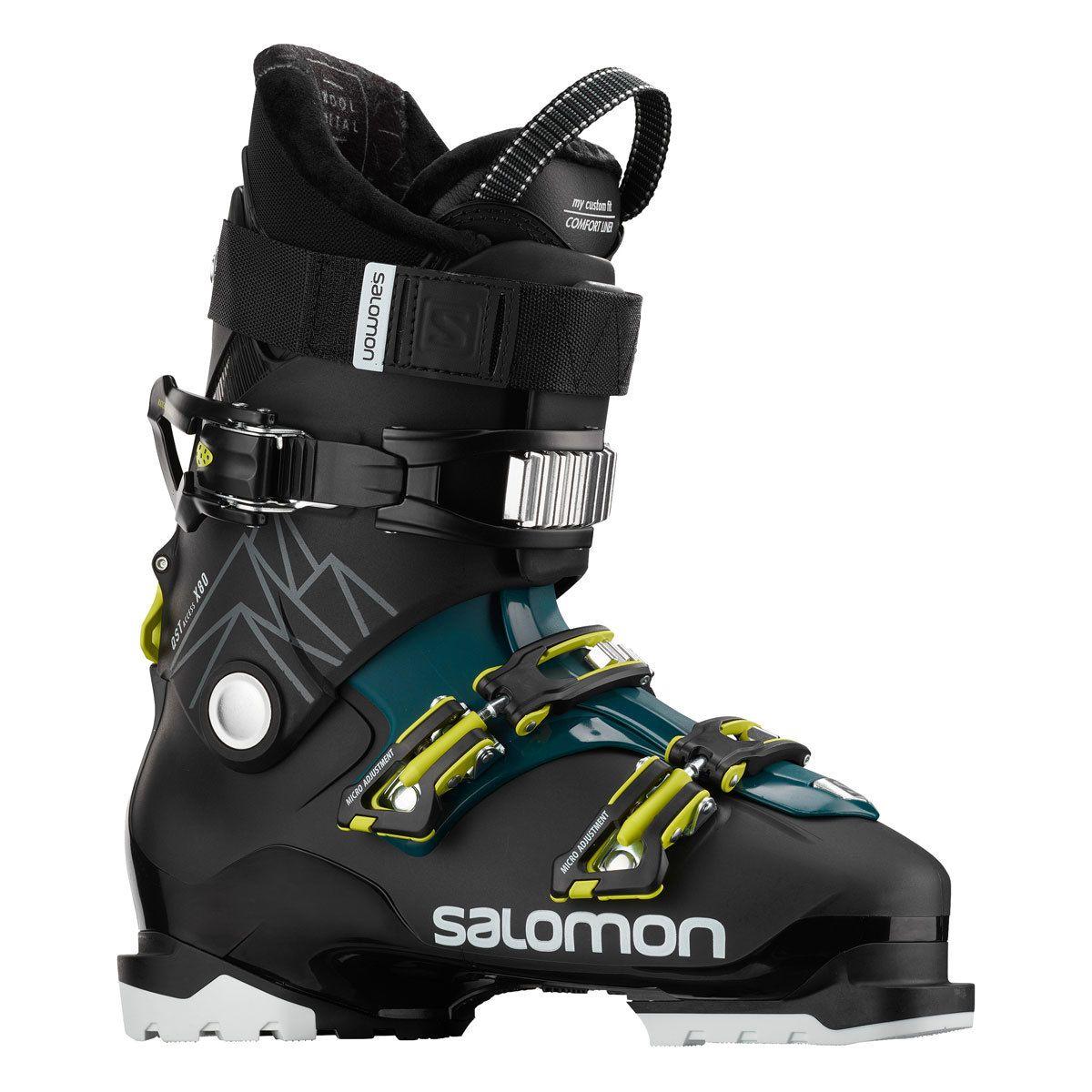 QST Access X80 Bottes de ski alpin pour homme | Ski alpin