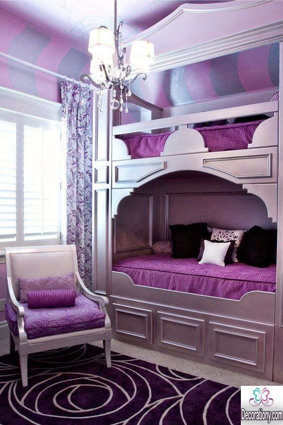 30 Feminine bedroom ideas for teen girls - Bedroom Cubbyscorners