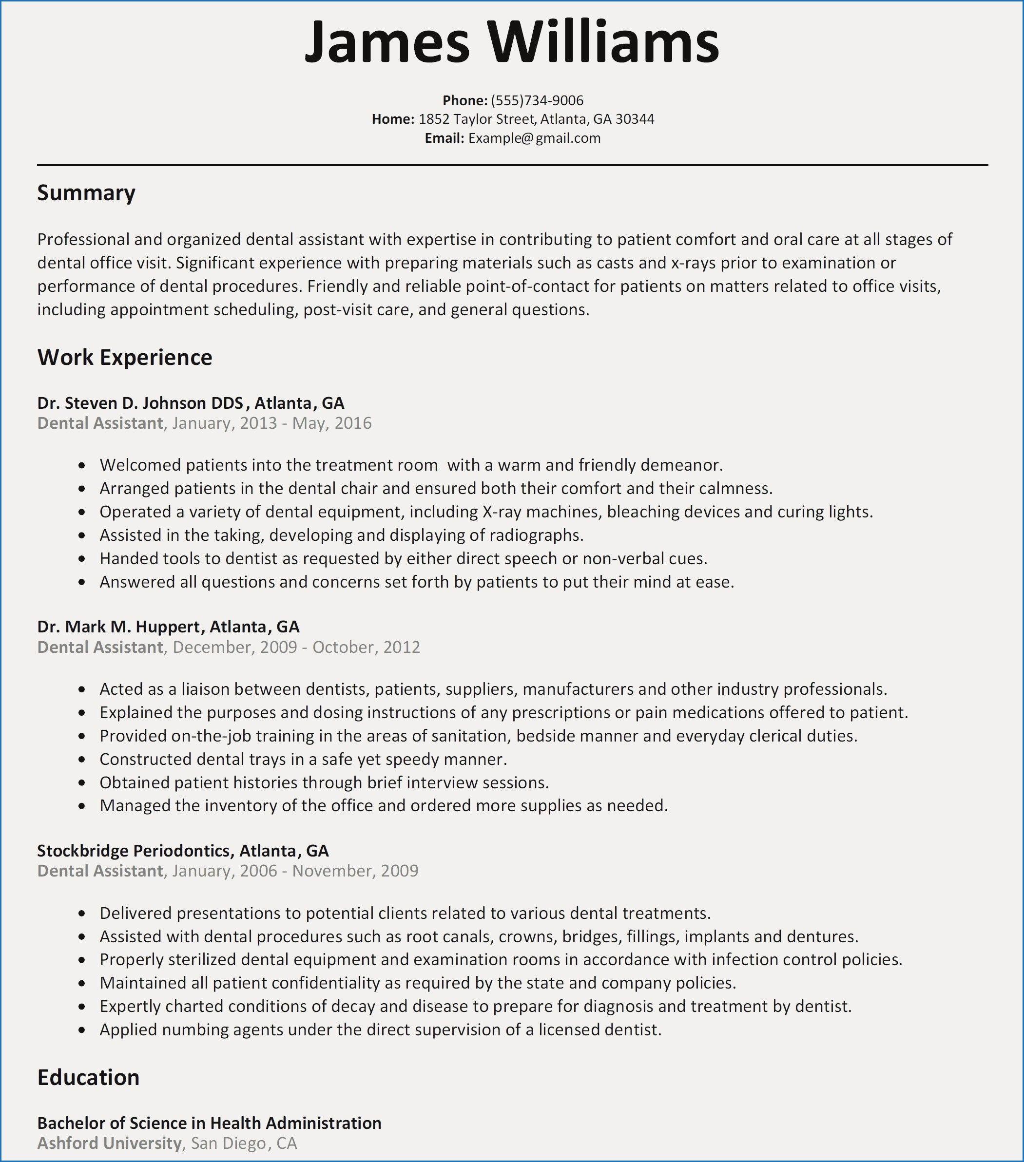9 Sample Resume For Dental Sales Representative Stres