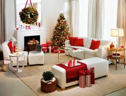 Como decorar tu casa para navidad ideas hogar decorar for Decorar casa minimalista navidad