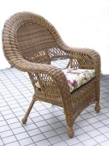 Wicker Chairs Outdoor, Used Rattan Furniture