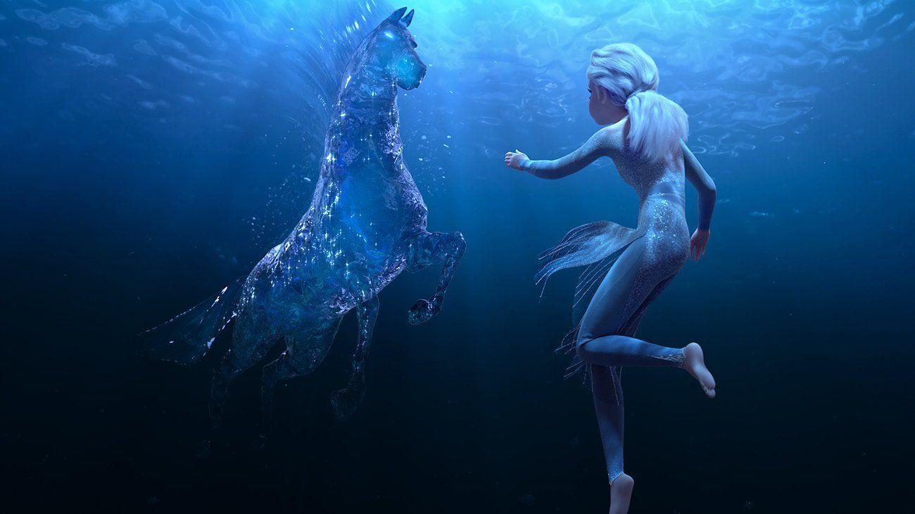 Frozen 2 2019 Photo Animation Film Walt Disney Animation Studios Disney Sidekicks