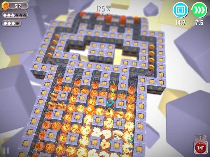 Okey Pro Yapımcılarından Yeni Bir Yerli Oyun Tiny Bombers   Lafmacun.Net - Sosyal İçerik Platformu