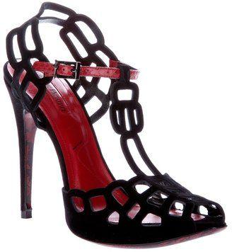ShopStyle: Cesare Paciotti T-bar sandal