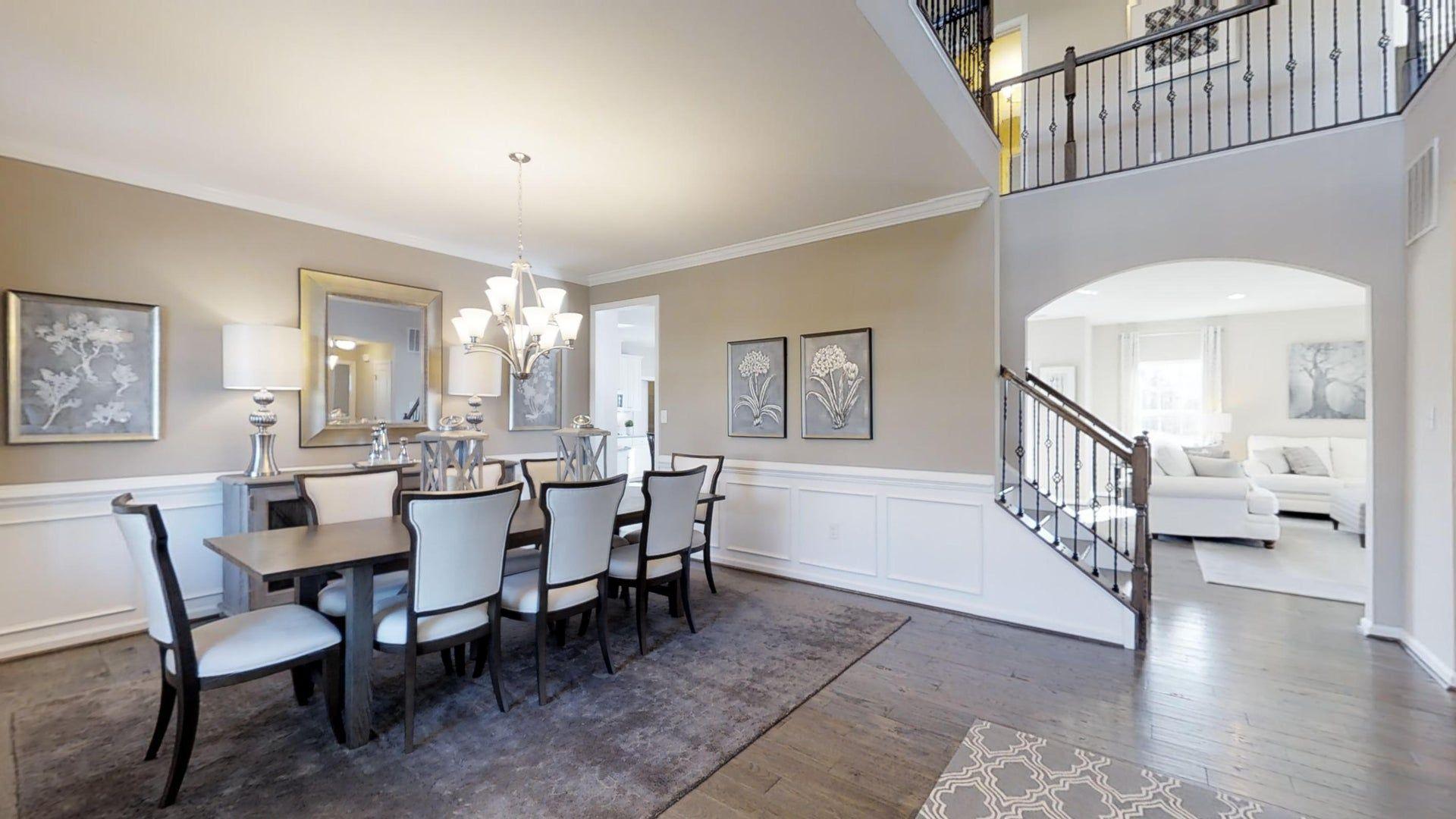Matterport 3D Showcase in 2020 Modern family house, Home