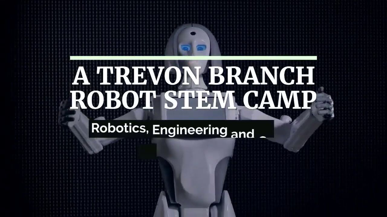 Bring Your Coffee Cup To Camp In 2020 Robotics Engineering Robot Camp Stem Camp