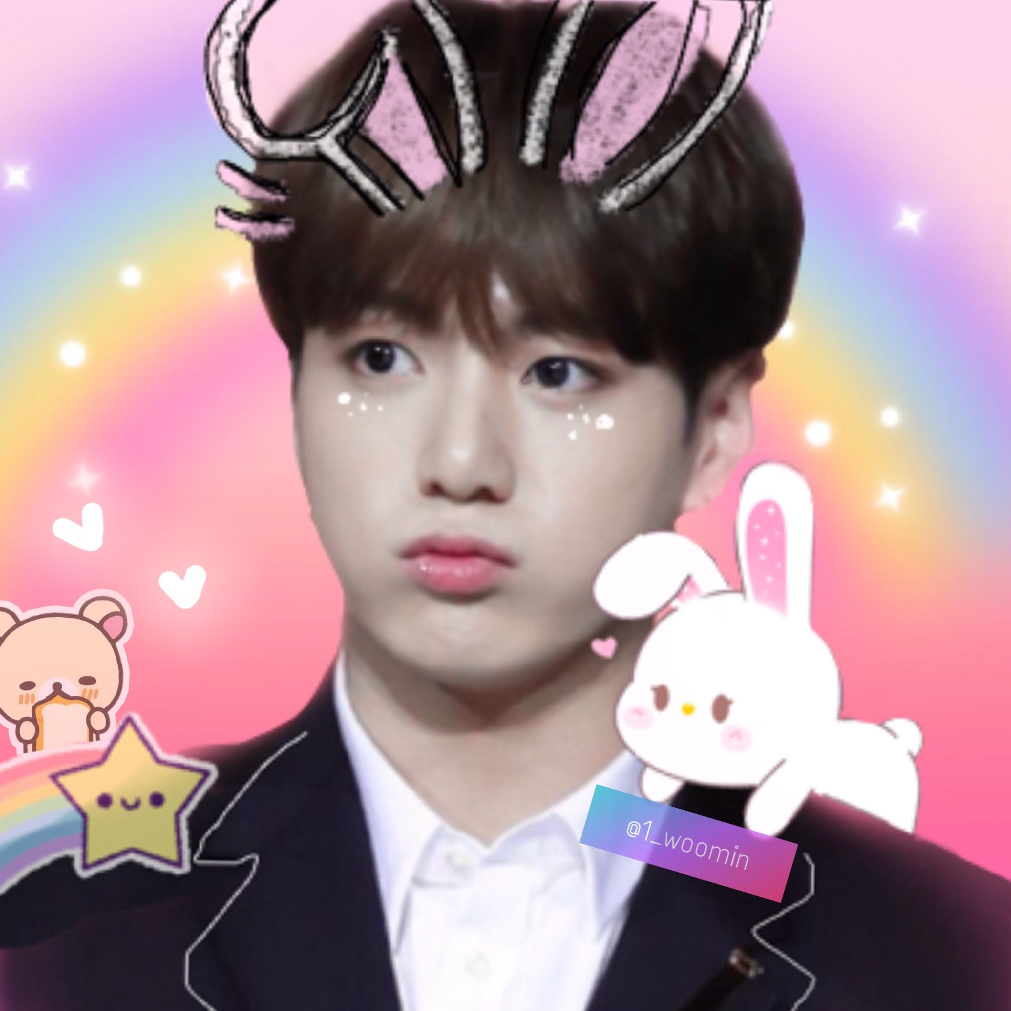 20 New For Bunny Jungkook Cute Pics Lee Dii
