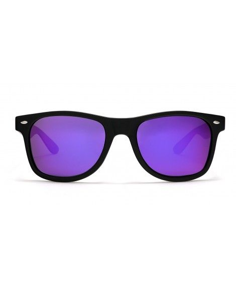 8f3d817d65 Polarized Wayfarer Sunglasses with Revo Mirrored Lens for Men and ...