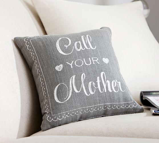 call your mother pillow pillows