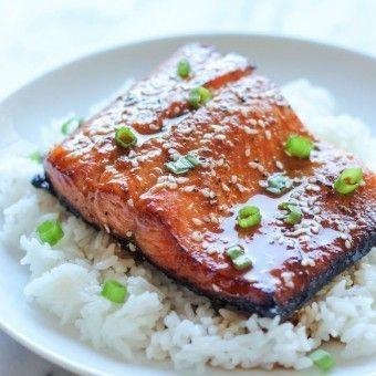 Photo of Sesame Ginger Salmon